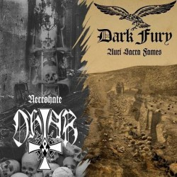 OHTAR/DARK FURY split CD