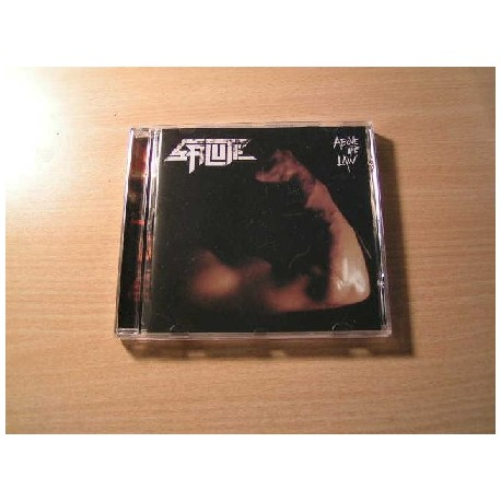"SALUTE ""Above the Law"" CD"