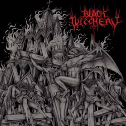 "BLACK WITCHERY ""Inferno of Sacred Destruction"" CD/DVD"