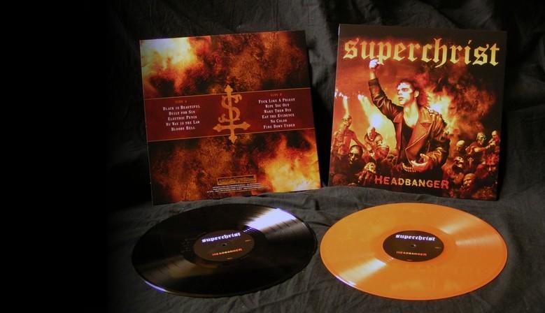 """Superchrist 12""""LP"""