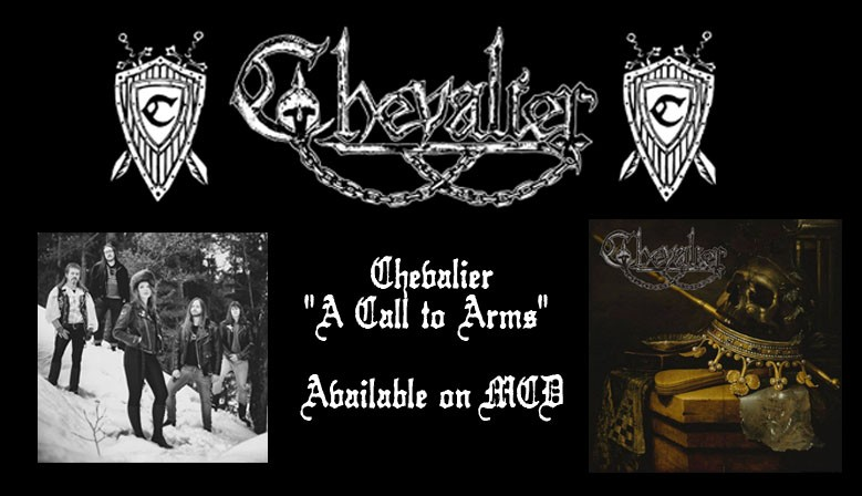 "CHEVALIER ""A Call to Arms"" MCD"