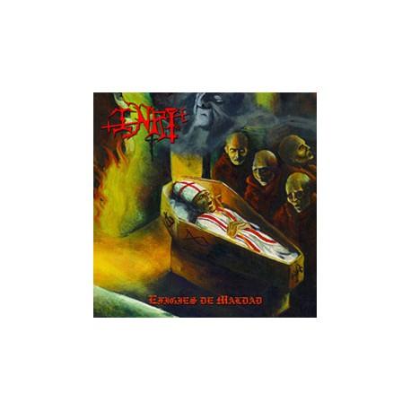 """INRI (Peru) """"Efigies de Maldad"""" CD"""
