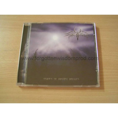 """DRUZHINA """"Echoes of distant Battles"""" CD"""