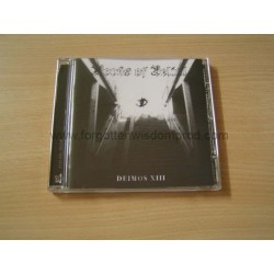 "WOODS OF BELIAL (Finland) ""Deimos XIII"" CD"