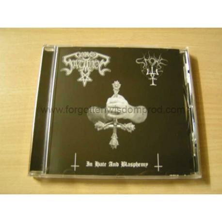 PROSATANOS/SMOKE split CD