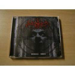 "AVENGER ""MCMXCII - MMXII"" CD"