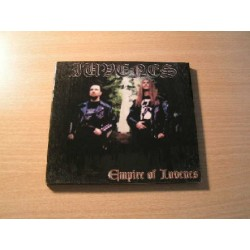 "JUVENES (Poland) ""Empire of Iuvenes"" Digipack CD"