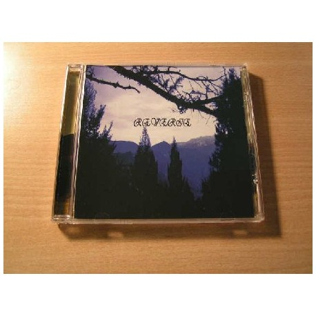 "REVERIE ""Isolation"" CD"