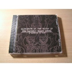TRIBUTE TO VON - SACRIFICE AT THE ALTAR... CD