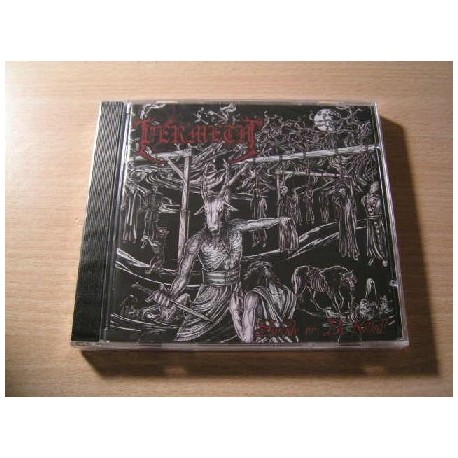 """VERMETH """"Suicide of be Killed !"""" CD"""