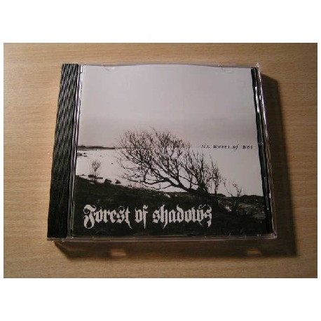 """FOREST OF SHADOWS """"Six Waves of Woe"""" CD"""