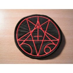 MORBID ANGEL pentacle patch