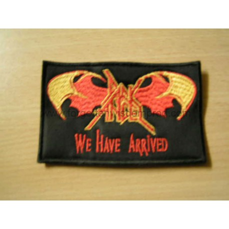 DARK ANGEL we have arrived patch