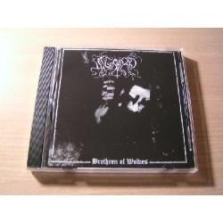 "UTGARD ""Brethren of Wolves"" CD"