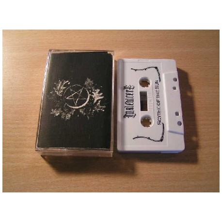 "MALEDICERE ""Scythe of the Sun"" Pro tape"