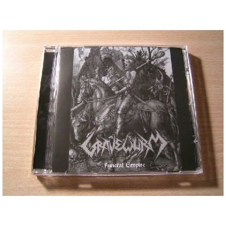 "GRAVEWURM ""Funeral Empire"" CD"