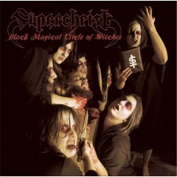 "SUPERCHRIST ""Black Magical Circle of Witches"" 7""EP"