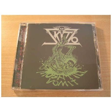 """SKITZO """"Mosh till Vomit 1981~1992"""" 2CD"""