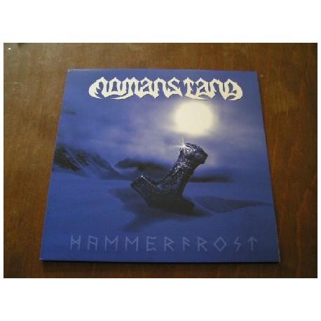 """NOMANS LAND """"Hammerfrost"""" 12""""LP"""