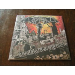 "LETHAL ""Annihilation Agenda"" 12""LP"
