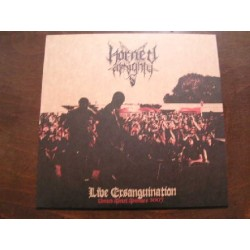 "HORNED ALMIGHTY ""Live Exsanguination"" 10""MLP"