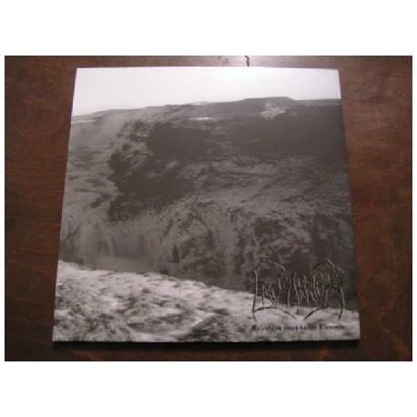 """FROSTKRIEG """"Majestätik Eines Kalten Elements"""" 12""""LP"""