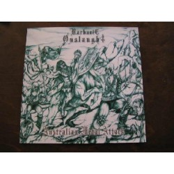 """BARBARIC ONSLAUGHT compilation 12""""LP"""