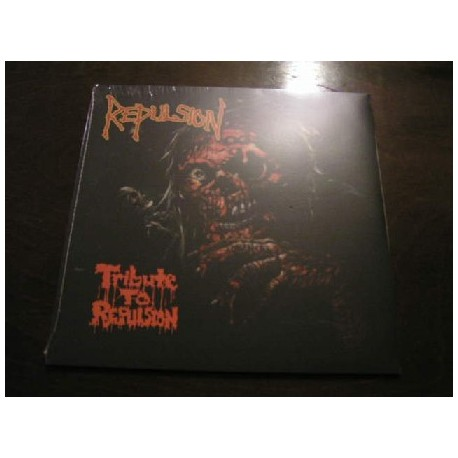 TRIBUTE TO REPULSION LP