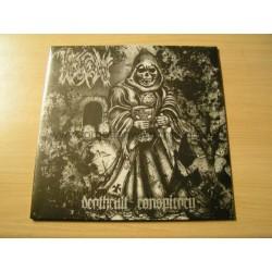 "THRONEUM ""Deathcult Conspiracy"" 12""LP"