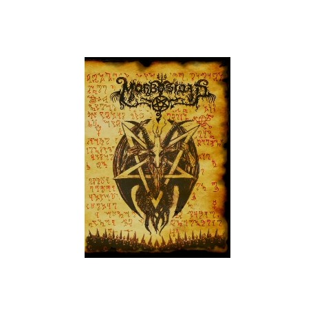 "MORBOSIDAD ""LEGIONS OF THE UNHOLY"" DVD"