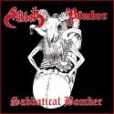 SABBAT/BÖMBER (Japan/Chile) split EP - RED