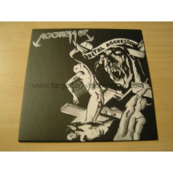 "AGGRESSOR ""Brutal Aggression"" 12""LP"