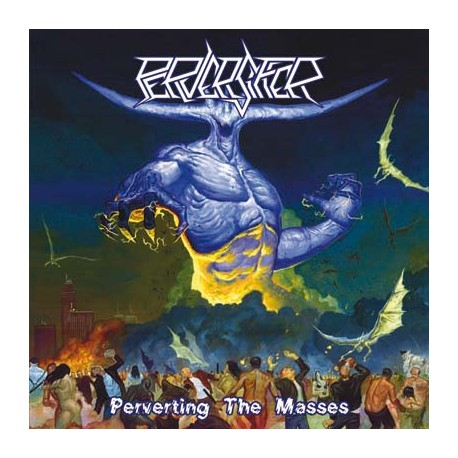 "PERVERSIFIER ""Perverting the Masses"" 12""LP"