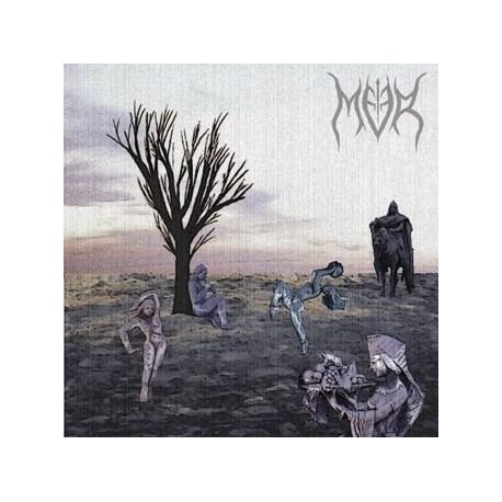 "MOR ""Hram Krvi i Praznine"" CD"