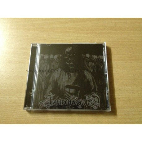 """JORMUNDGAND """"Visions of the past..."""" CD"""