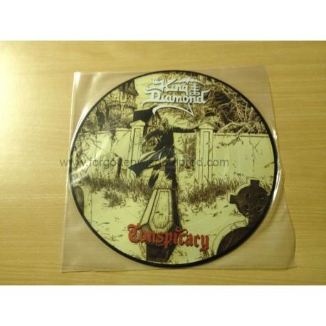 "KING DIAMOND ""Conspiracy"" 12""Pic LP"