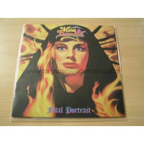 """KING DIAMOND """"Fatal Portrait"""" 12""""LP"""