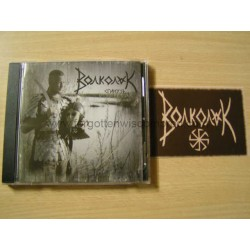 "VOLKOLAK ""Disappear"" CD"