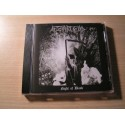 "SZARLEM ""Night of Blood"" CD"