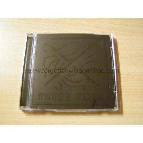 """KNELT ROTE """"Insignificance"""" CD"""