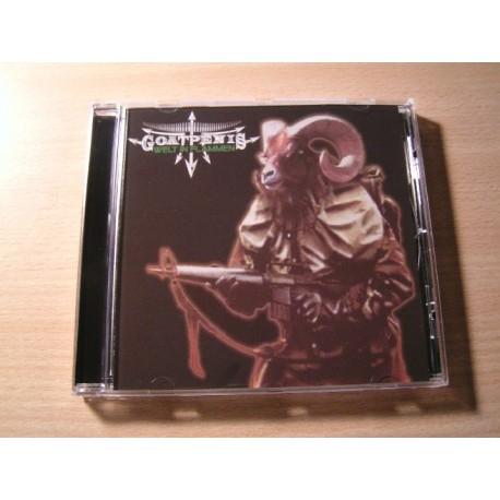 """GOATPENIS """"Welt in Flammen"""" CD"""