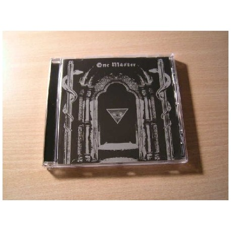 """ONE MASTER """"The Quiet Eye of Eternity"""" CD"""