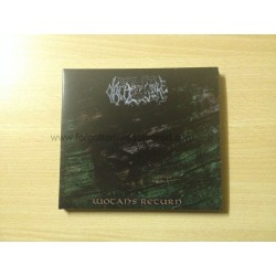 "NACHTFALKE ""Wotan's Return"" Digipack CD"