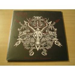 "IMPIETY ""Vengeance Hell Immemorial"" 12""LP"