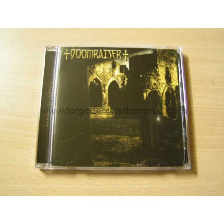 "DOOMRAISER ""Lords of Mercy"" CD"