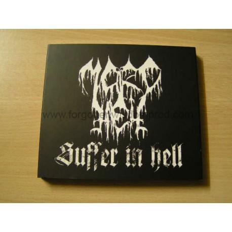 "MORDHELL ""Suffer in Hell"" slipcase CD"