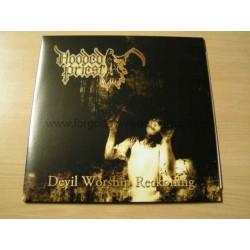 """HOODED PRIEST """"Devil Worship Reckoning"""" 12""""LP"""