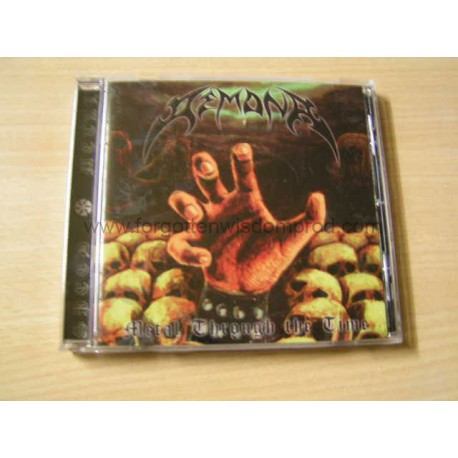 "DEMONA ""Metal through the Time"" CD"