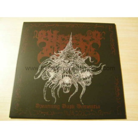 "BLESSED OFFAL ""Dreaming Dark Dementia"" 12""MLP"