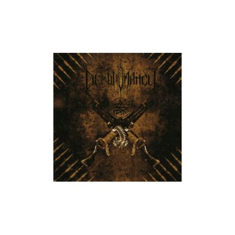 "DEMONOMANCY ""Supremacy through Intolerance"" CD"